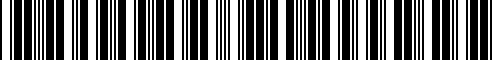 Barcode for T99F3-6SA00